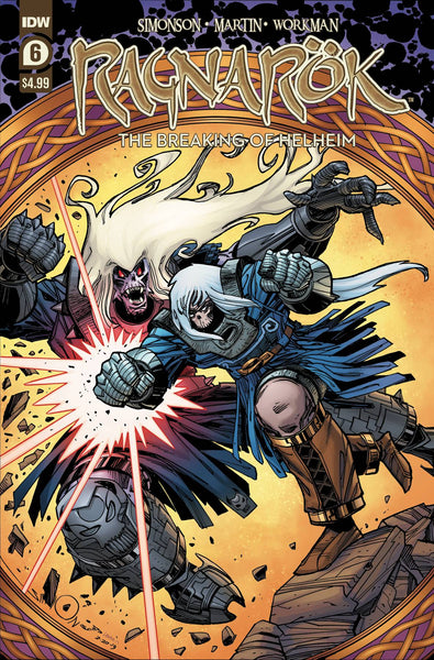RAGNAROK BREAKING OF HELHEIM #6 CVR A SIMONSON - Kings Comics