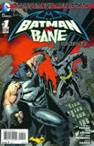FOREVER EVIL AFTERMATH BATMAN VS BANE #1 VAR ED