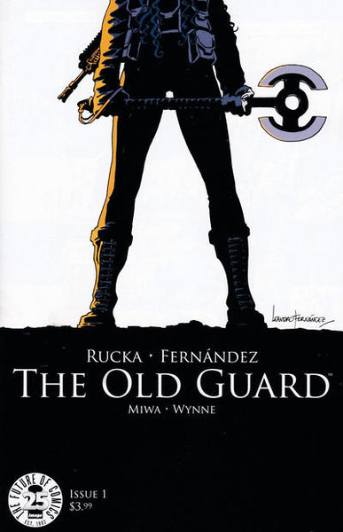 OLD GUARD #1 (FIRST PRINTING)