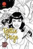 BETTIE PAGE VOL 3 #5 10 COPY KANO B&W INCV