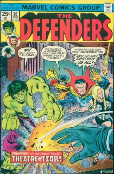 DEFENDERS #30 (VF) - Kings Comics