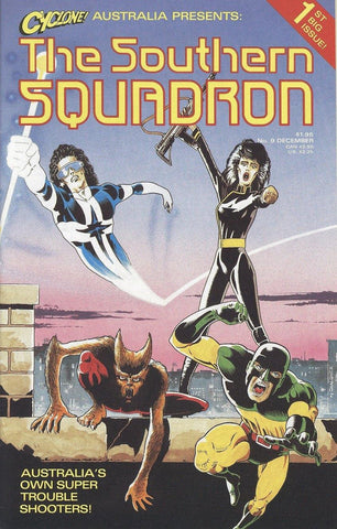 THE SOUTHERN SQUADRON #9