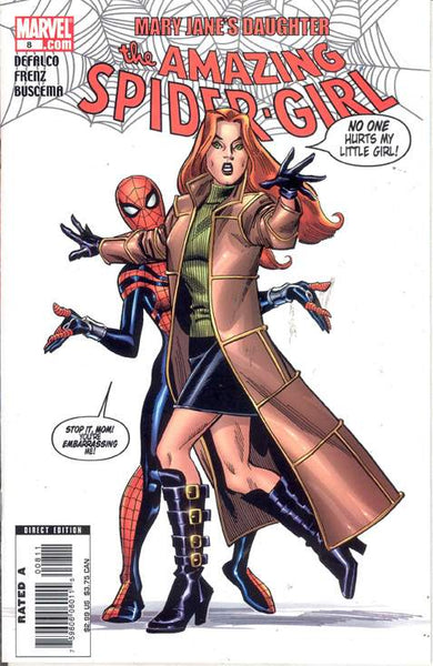 AMAZING SPIDER-GIRL #8