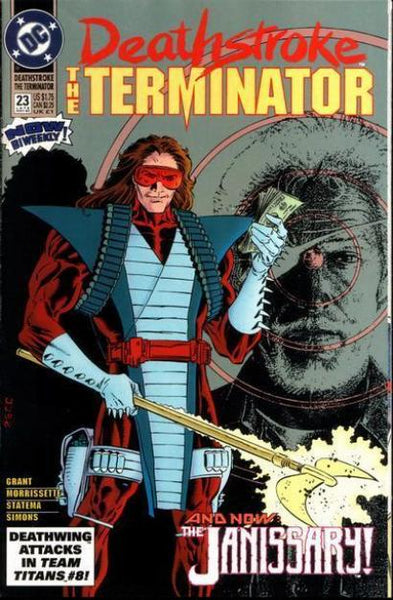 DEATHSTROKE THE TERMINATOR #23 - Kings Comics