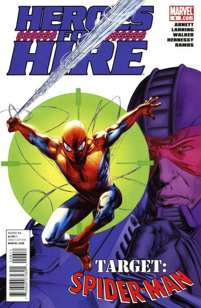 HEROES FOR HIRE VOL 3 #6 - Kings Comics