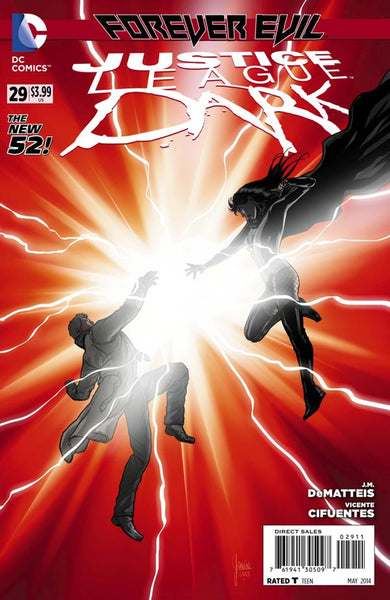 JUSTICE LEAGUE DARK #29 (EVIL)