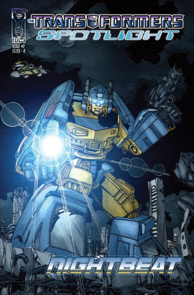 TRANSFORMERS SPOTLIGHT NIGHTBEAT