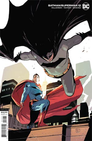 BATMAN SUPERMAN VOL 2 #12 CVR B LEE WEEKS VAR