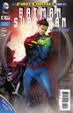 BATMAN SUPERMAN #9 COMBO PACK - Kings Comics