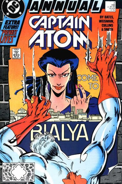 CAPTAIN ATOM ANNUAL #2