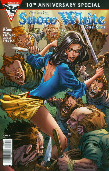 GFT 10TH ANNIVERSARY SPECIAL #1 SNOW WHITE - Kings Comics