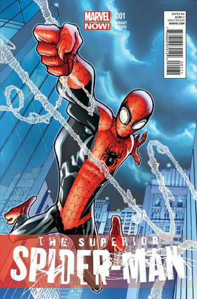 SUPERIOR SPIDER-MAN #1 RAMOS VAR NOW