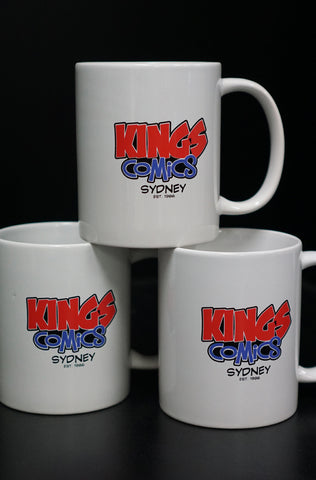 KINGS LOGO MUG