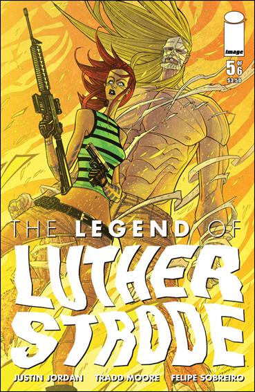 LEGEND OF LUTHER STRODE #5