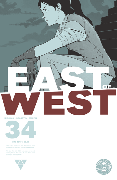 EAST OF WEST #34