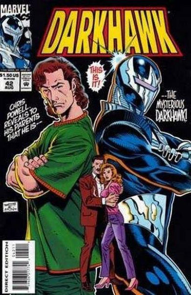 DARKHAWK #42 - Kings Comics