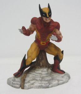 WOLVERINE - MARVEL COLLECTION STATUE