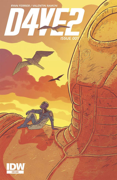 D4VE2 #1 SUBSCRIPTION VAR - Kings Comics