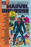 OFFICIAL HANDBOOK OF THE MARVEL UNIVERSE MASTER EDITION (1990) #28 - Kings Comics