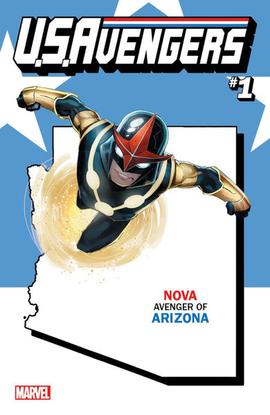 US AVENGERS #1 REIS ARIZONA STATE VAR NOW
