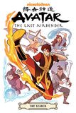 AVATAR LAST AIRBENDER SEARCH OMNIBUS TP
