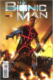 BIONIC MAN ANNUAL #1