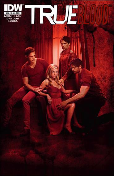 TRUE BLOOD ONGOING #11 SUBSCRIPTION VAR