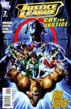 JUSTICE LEAGUE CRY FOR JUSTICE #7