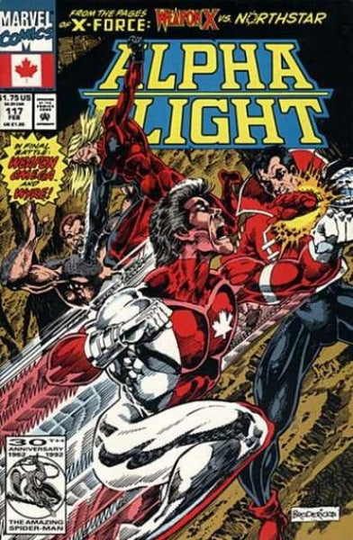 ALPHA FLIGHT #117