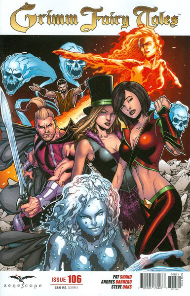 GFT GRIMM FAIRY TALES #106