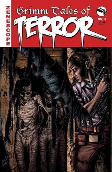 GFT GRIMM TALES OF TERROR VOL 2 #2