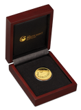 AUSTRALIAN DOUBLE SOVEREIGN 2018 GOLD PROOF COIN
