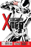 UNCANNY X-MEN VOL 3 #1 QUESADA SKETCH VAR NOW