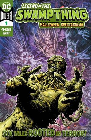 LEGENDS OF THE SWAMP THING HALLOWEEN SPECTACULAR #1 (ONE SHOT) - Kings Comics