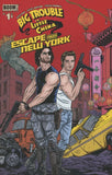 BIG TROUBLE LITTLE CHINA ESCAPE NEW YORK #1 SUBSCRIP ALLRED