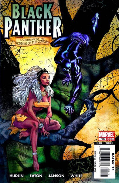 BLACK PANTHER VOL 4 #16
