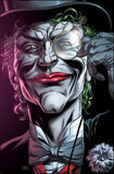 BATMAN THREE JOKERS #2 PREMIUM VAR E TOP HAT