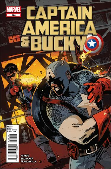 CAPTAIN AMERICA AND BUCKY #626 - Kings Comics