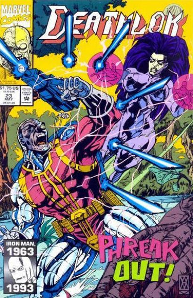 DEATHLOK #23 - Kings Comics