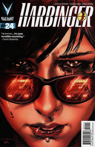 HARBINGER VOL 2 #24