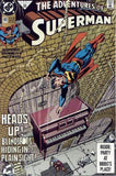 ADVENTURES OF SUPERMAN #483 - Kings Comics