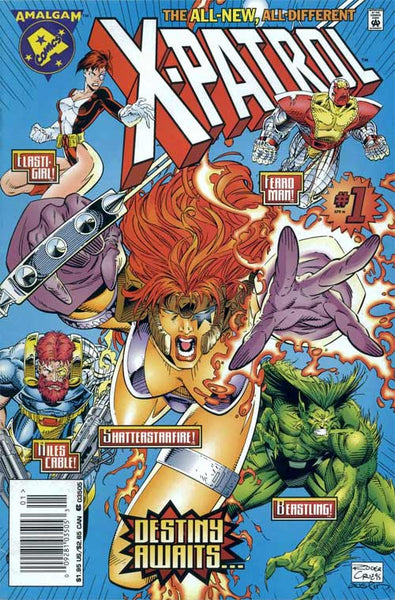 X-PATROL #1 - Kings Comics