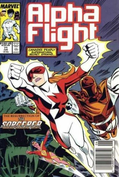 ALPHA FLIGHT #71