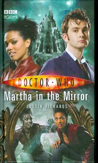 DOCTOR WHO MARTHA IN THE MIRROR HC NOVEL