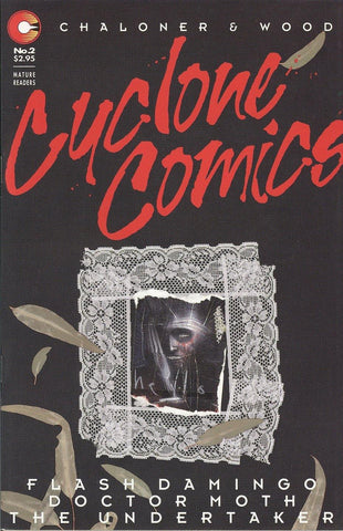 CYCLONE COMICS QUARTERLY #2