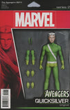 AVENGERS VOL 6 #1.1 CHRISTOPHER ACTION FIGURE VAR NOW