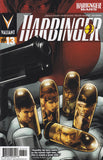 HARBINGER VOL 2 #13 HARBINGER WARS