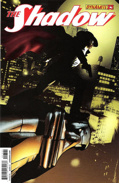 SHADOW VOL 5 #23 CALERO SUBSCRIPTION CVR