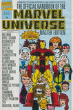 OFFICIAL HANDBOOK OF THE MARVEL UNIVERSE MASTER EDITION (1990) #15 - Kings Comics