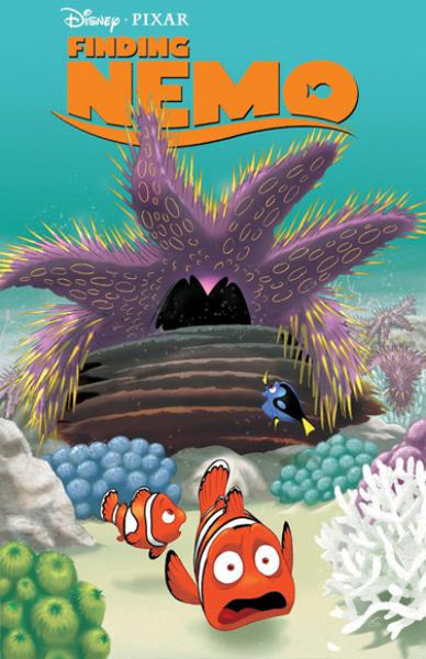 FINDING NEMO REEF RESCUE #2